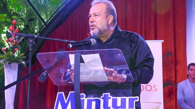 Cuba recibe 30% más de viajeros rusos, confirma ministro de Turismo Manuel Marrero
