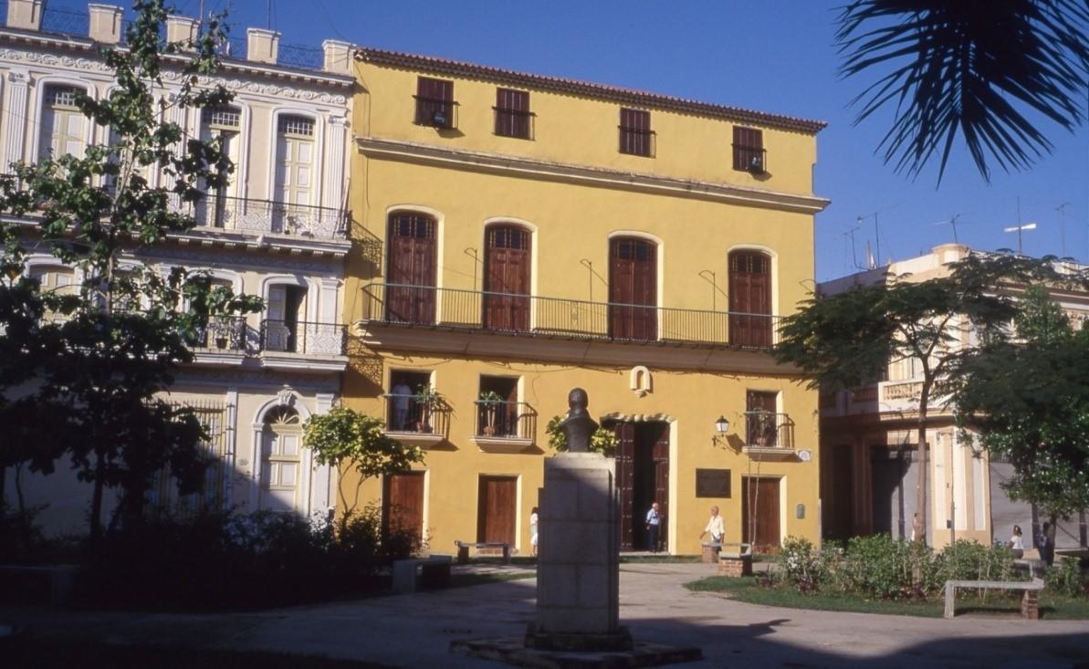 Museo Casa de Alejandro de Humboldt, Cuba