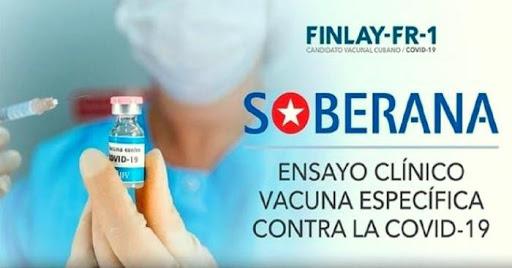 The NYT: Soberana01 en su Rastreador de vacunas contra la Covid